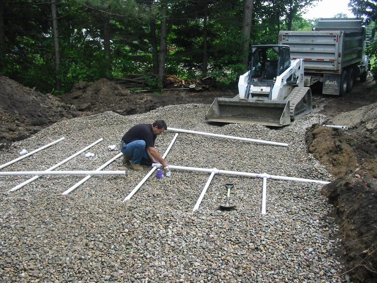 Septic Holding Tank Monitor : Septic systems